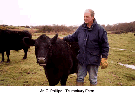 Mr G. Phillips - Tournebury Farm