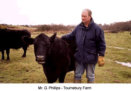 Mr G. Phillips - Tournebury Farm